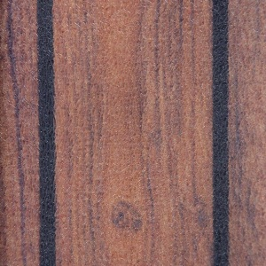 AquaTread Marine Flooring --Teak and Dark Holly 8ft 6Inch wide By The Foot