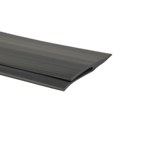 G-Floor Edge Trim 25′ - Slate Gray