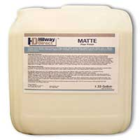 Hilway Direct Matte Floor Finish  1.33 Gallons Jug HD-M133