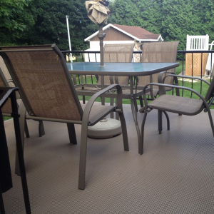 TrueLock HD Patio and Deck Tile