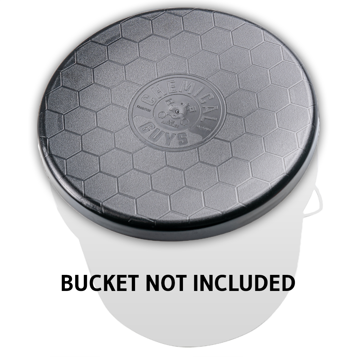 Chemical Guys Bucket Lid (Black) (Lid Only)